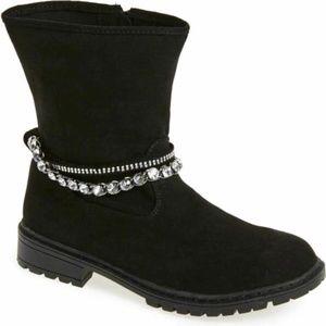 New Stuart Weitzman boots girls size 5 US/ 35 EU